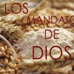 Prédica – Los Mandatos de Dios