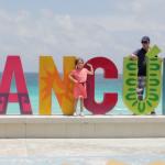 Parador fotografico de Cancún, sitio obligado para los visitantes
