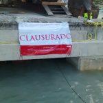 PROFEPA clausuró obras en muelle de Puerto Juárez