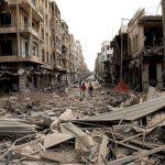 20 iglesias son destruidas por bombardeo en Siria