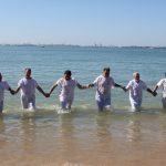 Tormenta de arena salva la vida de cristianos