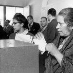 Celebran 63 años del voto femenino en México