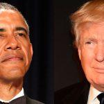 Barack Obama felicita a Donald Trump