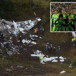 Tragedia deja 76 muertos entre ellos miembros del equipo Chapecoense