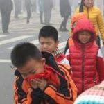 Uno de cada siete niños en el mundo respira aire tóxico