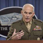 Trump confirma a ex marino como Jefe del Departamento de Seguridad Interior