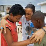 Iglesia en Brasil brinda ayuda a personas sin hogar