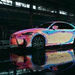 Lexus enciende sus autos con LEDS (Video)