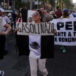 El alza en el precio de la gasolina ha generado muchas protestas en el país.