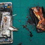 La bateria de los Galaxy Note 7, posible culpable de las explosiones