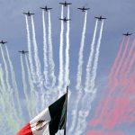 Felicitan a la Fuerza Aérea Mexicana por su día
