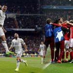 El Real Madrid y el Bayern Munich ganan y pasan a cuartos de la Champions