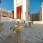 Google Maps muestra imágenes del Tercer templo