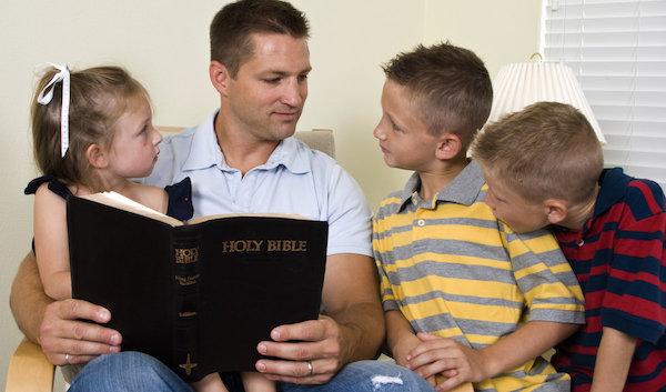 Cómo Enseñar La Biblia A Los Niños