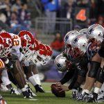 Chiefs vs. Patriots abrirá la temporada 2017 de la NFL