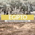 Sabías qué… | En Egipto existieron graneros públicos (Génesis 41:48)