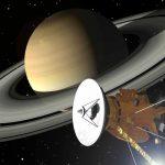 Nave espacial Cassini inicia parte final de la misión en Saturno