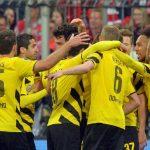 Borussia Dortmund eliminó al Bayern München en semifinales