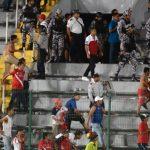 Rayados recibió un partido de veto tras riña entre aficionados