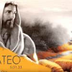 Promesas bíblicas; Mateo 6:31-33