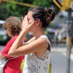 ¿Cuales son los síntomas del golpe de calor?