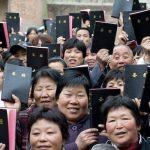 100,000 personas aceptan a Cristo cada año en China
