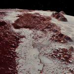 La NASA revela majestuosas montañas y planicies heladas de Plutón