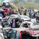 Séptimo lugar a nivel mundial en muertes debido a accidentes automovilísticos