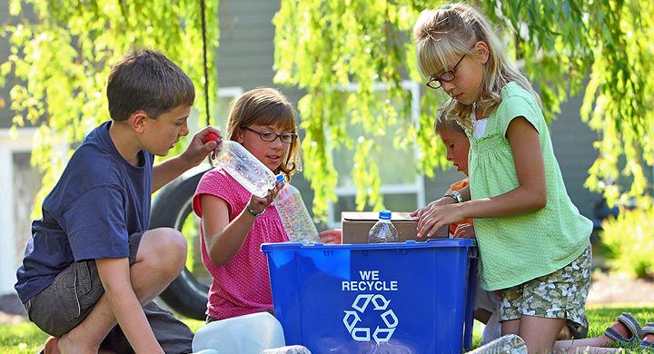 Educando a los ni os en pro del reciclaje - Como reciclar correctamente ...