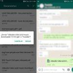 Ya puedes enviar cualquier tipo de archivo desde WhatsApp