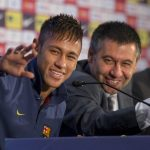 """Josep Bartomeu: """"Las formas de Neymar no han sido las mejores"""""""
