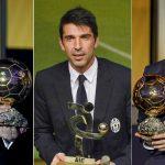 Messi, Cristiano y Buffon, finalistas al Mejor Jugador del Año de la UEFA