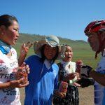 Misioneros predican del amor de Yeshúa en Mongolia