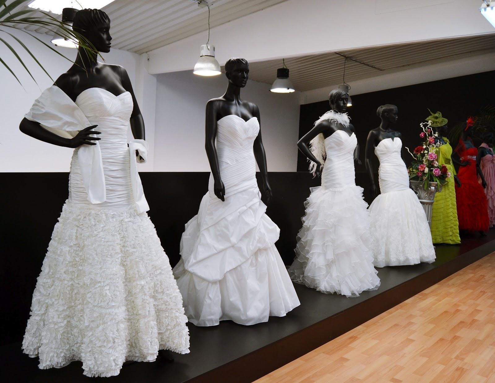 tiendas de ropa de novia