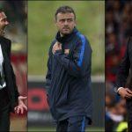 Simeone, Pochettino, Zidane nominados al mejor DT de la temporada