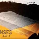 Promesas | Filipenses 4: 6-7