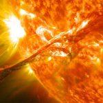 Anuncian erupción solar que podría acabar con la Tierra