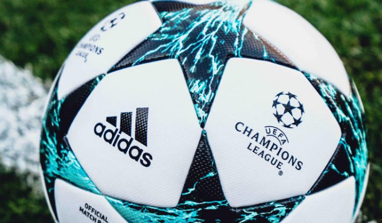 Listo el balón de la Champions League 2017-18 3ade7015dbf46
