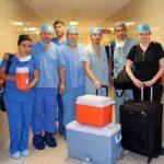 Salvan cuatro vidas con órganos de donante