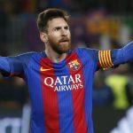 Messi mandó mensaje de apoyo a México