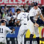 Explosivo pase de Yankees a la serie divisional