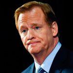 NFL espera concretar pronto la extensión para Roger Goodell