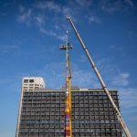 Tel Aviv busca romper récord mundial con torre de bloques de lego