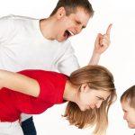 Algunos motivos importantes para no gritar a los niños