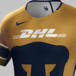 Pumas dio a conocer oficialmente su tercer uniforme para el C2018