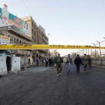 Doble atentado en Irak deja al menos 38 muertos