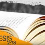 Promesas   Génesis 2:18