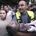 Casi imposible buscar a Cristo en Palestina