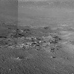 Opportunity encuentra extrañas 'rayas de roca' en Marte