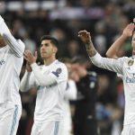 Cinco claves en la victoria del real Madrid sobre el PSG
